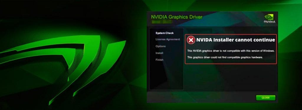 NVIDIA-graphics-driver-is-not-compatible-with-this-version-of-windows