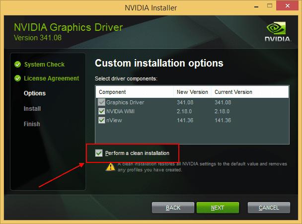 NVIDIA-Driver-Clean-Installation